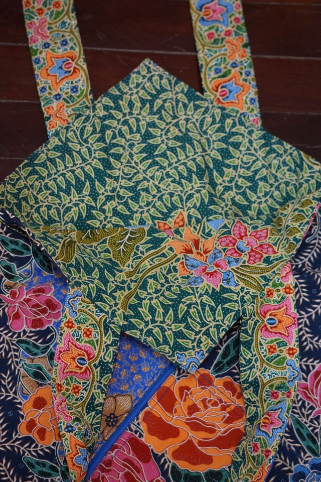© IJUM, INDONESIAN FABRIC