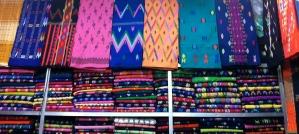 Kachin fabric