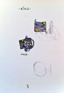 Ring, sketch